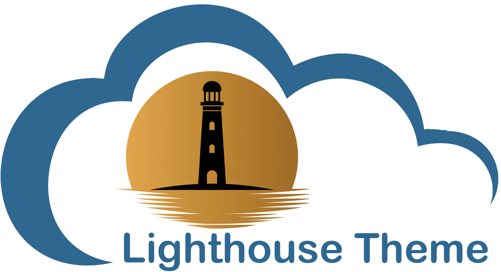 Lighthouse Cloud Theme Icon